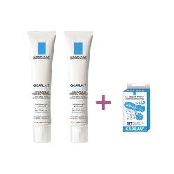 Duo Pack La Roche Posay Cicaplast crème pansement 40ml + LRP Kit pansements