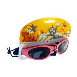Hello kitty lunettes solaires tom&jerry rose