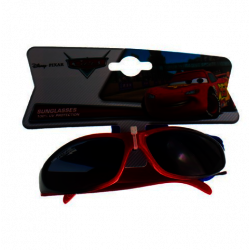 Hello kitty lunettes solaires cars rouge