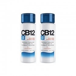 Cb12 halitosis duo pack 2x250ml
