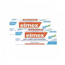 Elmex junior professional duo 2x75ml