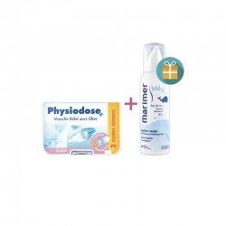Physiodose Mouche Bébé + Marimer Spray Nasal Bébé Offert