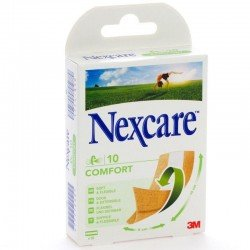 Nexcare confort strips 10x6cm