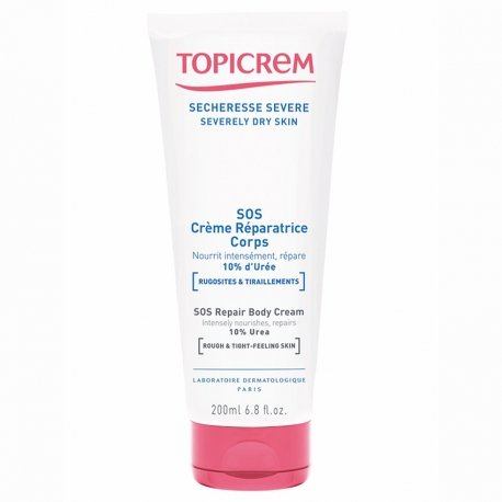 Topicrem Reparateur Corps 200ml