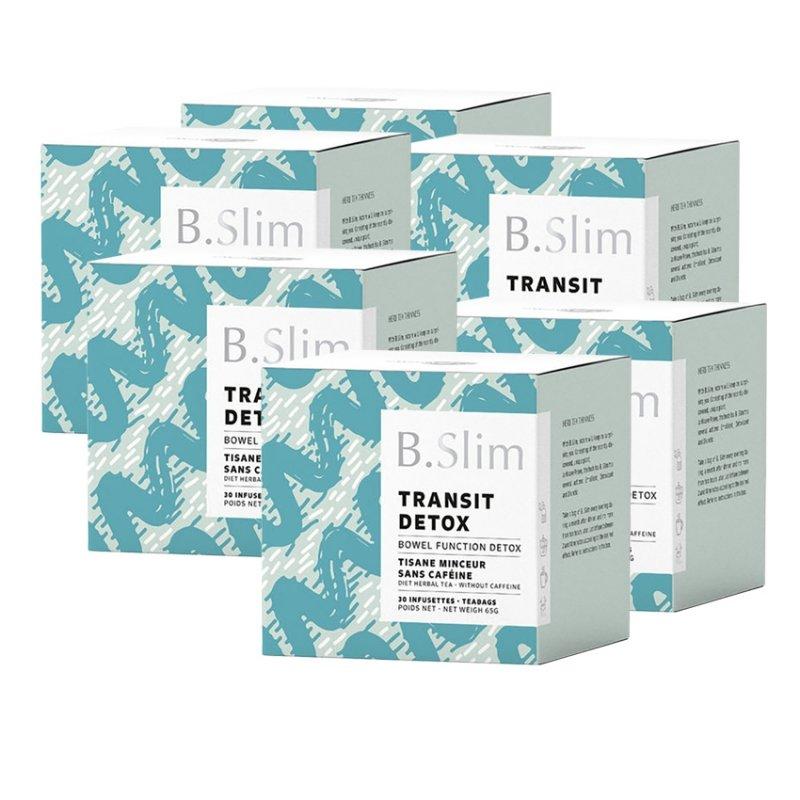 pack tisanes minceur b slim transit detox 6x30 sachets bas prix. Black Bedroom Furniture Sets. Home Design Ideas