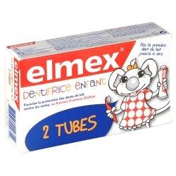Elmex Dentifrice Enfant Duopack 2x50ml 2e -50%