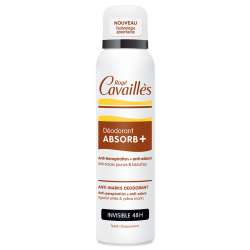 Rogé Cavaillès Déodorant spray invisible peau sensible 150ml