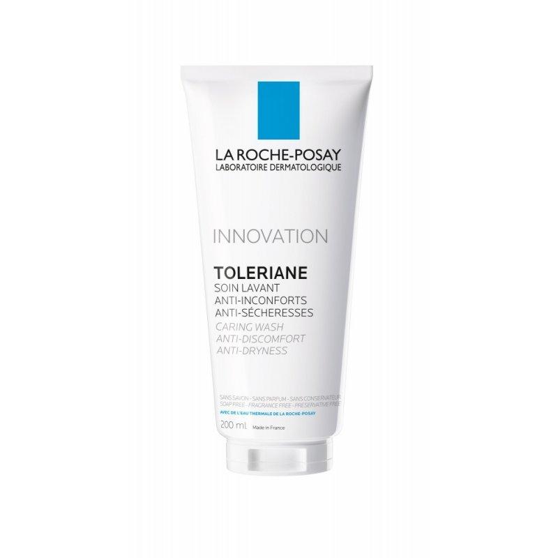 conception populaire couleurs délicates meilleure valeur La Roche-Posay Toleriane soin lavant peau sensible 200ml