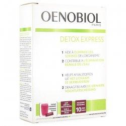 Oenobiol Detox Express Sureaux & Fruit du Dragon Stick 10