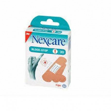 Nexcare blood-stop assortiment 30 strips