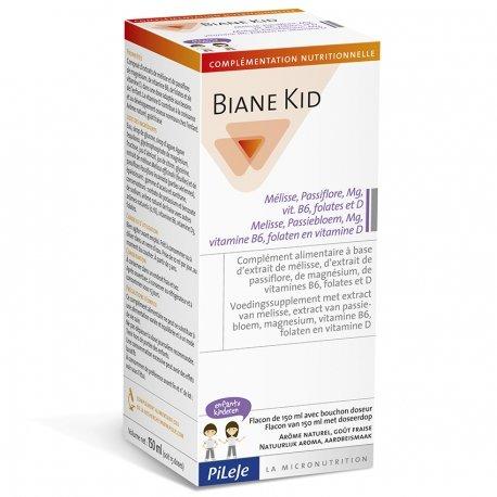 Pileje Biane Kid melisse-passi sirop 150ml
