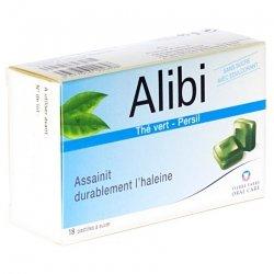 Alibi Blister Contre Mauvaise Haleine 18 Pastilles à sucer