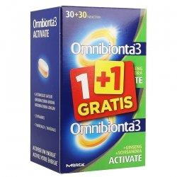 Omnibionta-3 Activate Promopack Comp 30+30