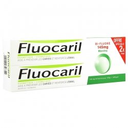 Fluocaril Bi-fluore 145 Duo White 2x75ml