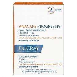 Ducray Anacaps Progressiv Caps 30