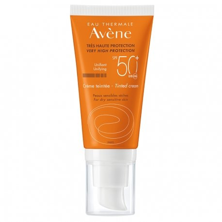 Avene Solaire Crème teintée très haute protection SPF 50+ 50ml