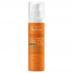 Avène Solaire Cleanance Emulsion SPF 50+ 50ml