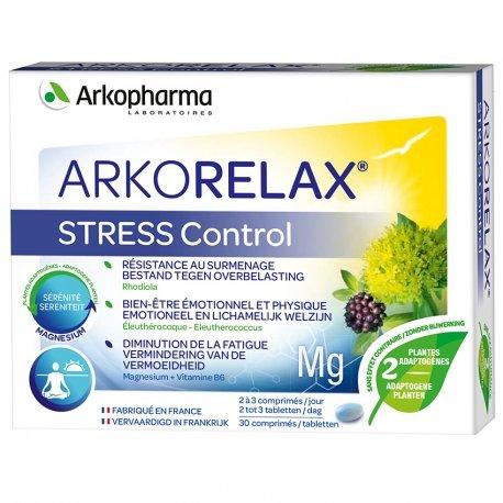 Arkopharma Arkorelax Stress Control 30 comp