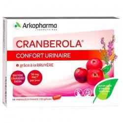 Arkopharma Cranberola 120 gélules