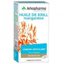 Arkopharma Arkogelules Huile de Krill 45 caps
