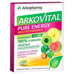 Arkopharma Arkovital Pure Energy 30 comp