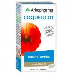 Arkogelules Coquelicot 45 gélules