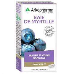 Arkogélules Baie de Myrtille 45 gél