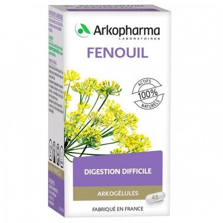 Arkogélules Fenouil 45 gélules végétales