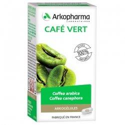 Arkogelules cafe vert 45 caps