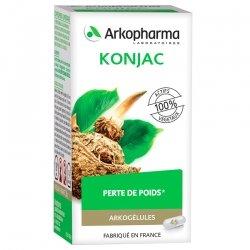 Arkogelules Konjac minceur végétales 45 gélules