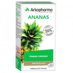 Arkogélules Ananas 45 capsules