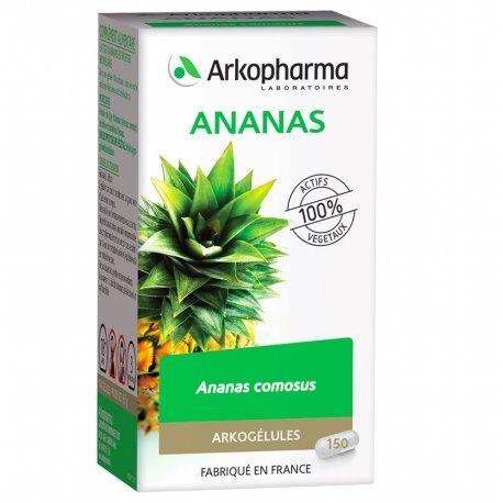 Arkogélules Ananas minceur 150 gélules végétales