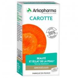 Arkogélules Carotte 480mg 45 vegetal
