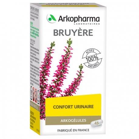 Arkogélules Bruyère végétales 45 gélules