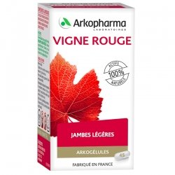 Arkogélules Vitiven vigne rouge végétales 45 gélules