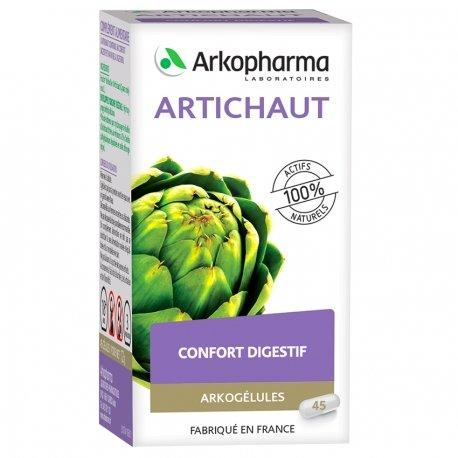 Arkogelules Artichaut végétales 45 gélules