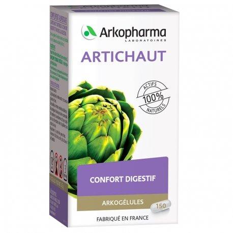 Arkogelules Artichaut 150 capsules