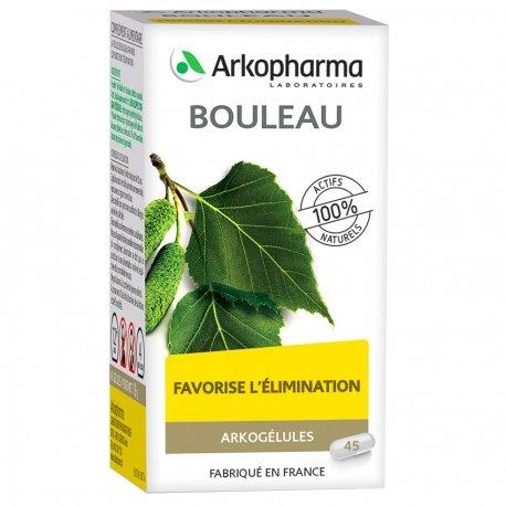 Arkogélules Bouleau végétales 45 gélules