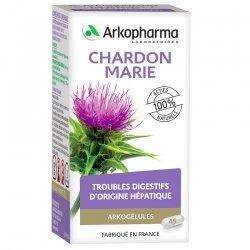 Arkogélules Chardon marie 45 végétal 390mg