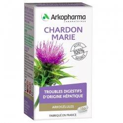 Arkogélules Chardon marie 150 capsules