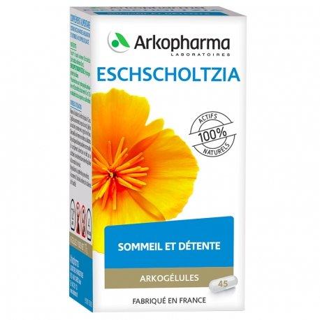 Arkogélules Eschscholtzia 45 gélules