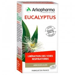 Arkogélules Eucalyptus 45 gélules