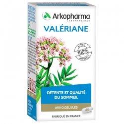 Arkogélules Valériane 45 gélules végétales