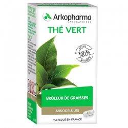 Arkogélules thé vert 45 capsules