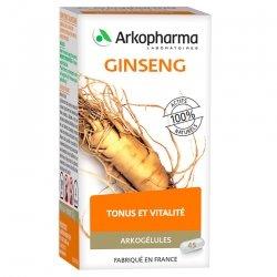 Arkogélules Ginseng végétales 45 gélules