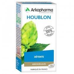 Arkogélules Houblon 45 gélules végétales