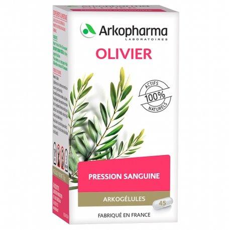 Arkogélules Olivier 45 gélules végétales