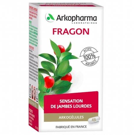 Arkogélules Fragon végétales 45 gélules