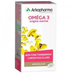 Arkogélules Oméga 3 180 capsules