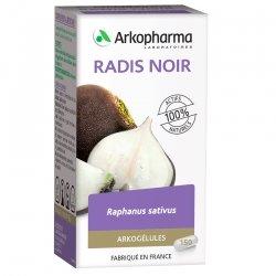 Arkogelules radis noir vegetal 150 gélules